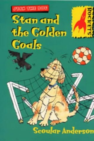 book cover of Stan and the Golden Goals