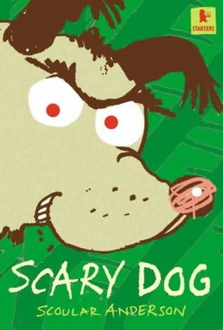 book cover of Scary Dog
