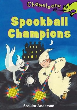 book cover of Spookball Champions