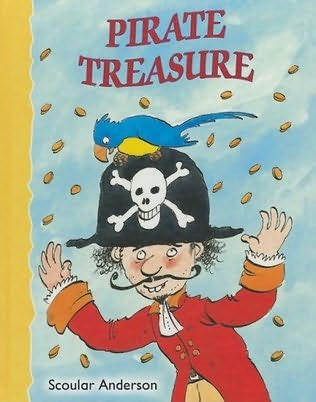book cover of Pirate Treasure