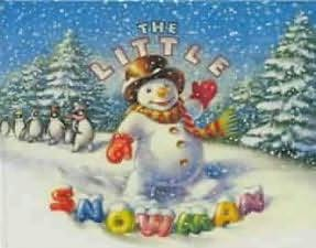 book cover of The Little Snowman