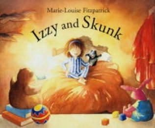 book cover of Izzy and Skunk