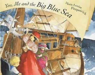 book cover of You, Me and the Big Blue Sea