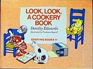 book cover of Look, Look, a Cookery Book