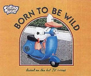book cover of Born to Be Wild