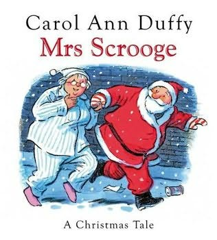 book cover of Mrs. Scrooge