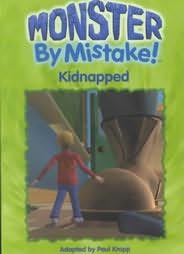 book cover of Kidnapped!