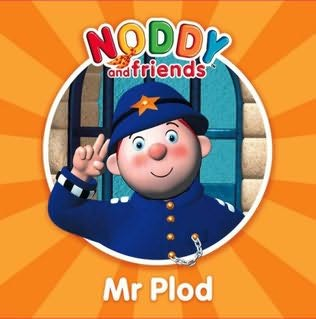 book cover of Mr Plod