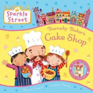 book cover of Barnaby Baker\'s Cake Shop
