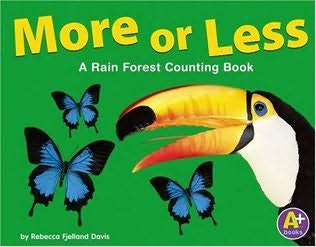 book cover of More Or Less