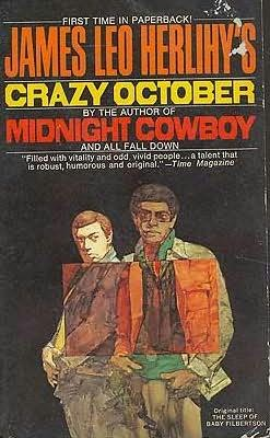 book cover of Crazy October