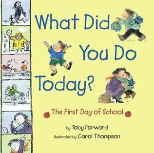 book cover of What Did You Do Today?