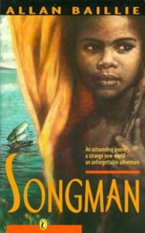 book cover of Songman