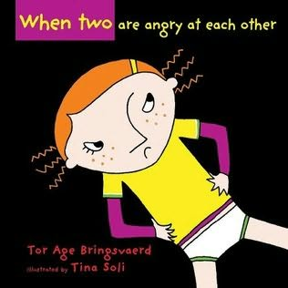 book cover of When Two Are Angry at Each Other