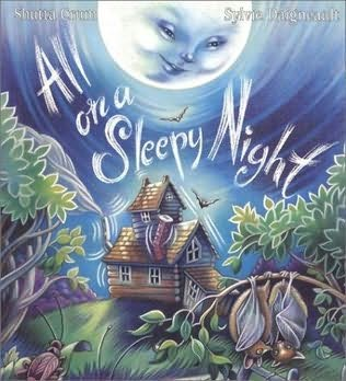 book cover of All On a Sleepy Night