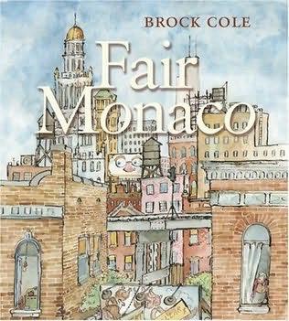 book cover of Fair Monaco