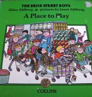 book cover of A Place to Play