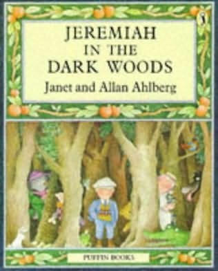 book cover of Jeremiah in the Dark Woods