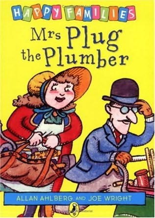 book cover of Mrs. Plug the Plumber