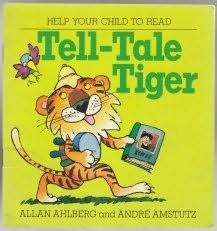book cover of Tell-Tale Tiger