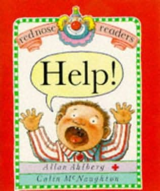 book cover of Help!