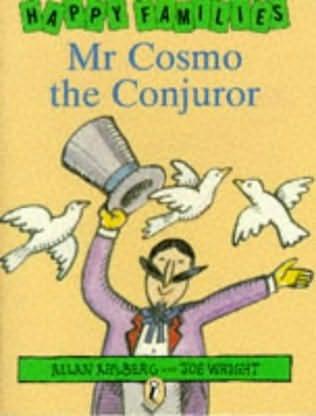 book cover of Mr. Cosmo the Conjuror