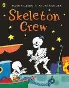 book cover of Skeleton Crew