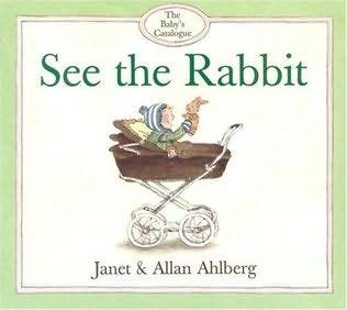 book cover of See the Rabbit