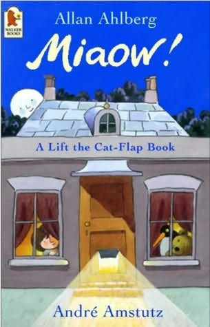 book cover of Miaow!