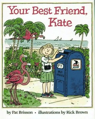 book cover of Your Best Friend, Kate
