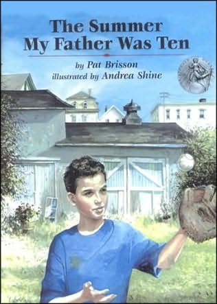 book cover of The Summer My Father Was Ten