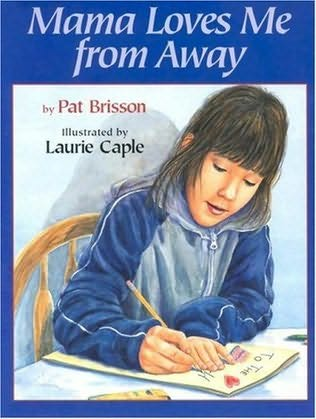 book cover of Mama Loves Me from Away