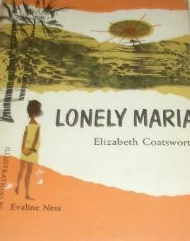 book cover of Lonely Maria