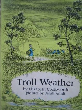 book cover of Troll Weather