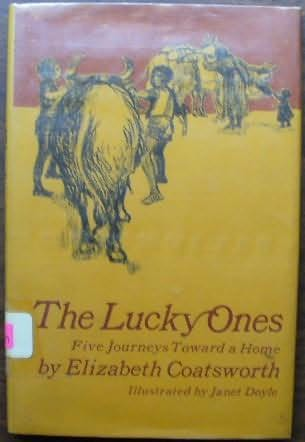 book cover of The Lucky Ones