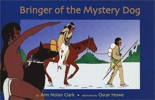 book cover of Bringer of the Mystery Dog
