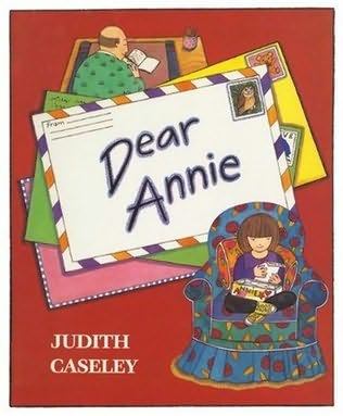 book cover of Dear Annie