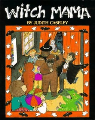 book cover of Witch Mama