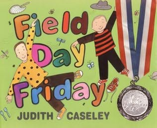 book cover of Field Day Friday