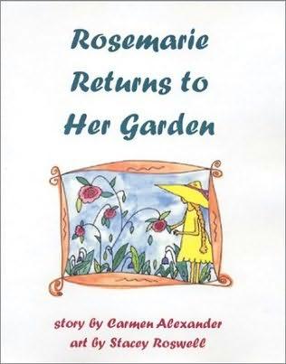 book cover of Rosemarie Returns to Her Garden