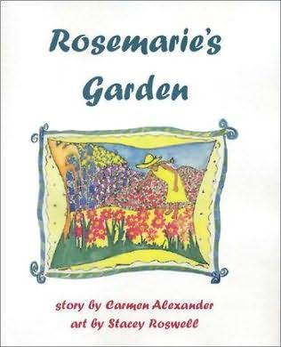 book cover of Rosemarie\'s Garden