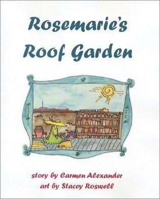 book cover of Rosemarie\'s Roof Garden