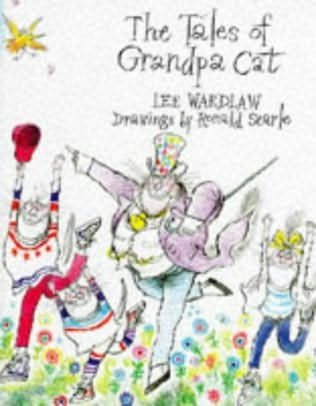 book cover of The Tales of Grandpa Cat