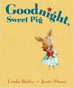 book cover of Goodnight, Sweet Pig