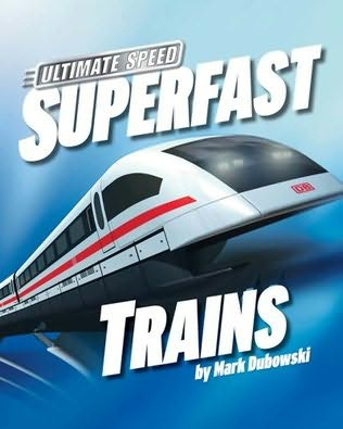 book cover of Superfast Trains