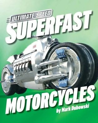 book cover of Superfast Motorcycles