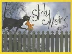 book cover of Slinky Malinki and Friends