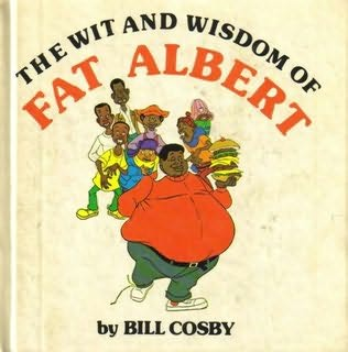 book cover of The Wit and Wisdom of Fat Albert