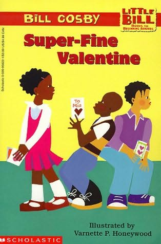 book cover of Super-fine Valentine