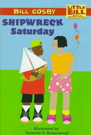 book cover of Shipwreck Saturday